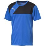 Puma Esquadra Leisure T-Shirt - puma royal-black - Gr. xxl