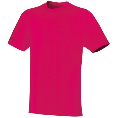 Jako T-Shirt Team - pink  - Gr.  s (Farbe: rot 42 )