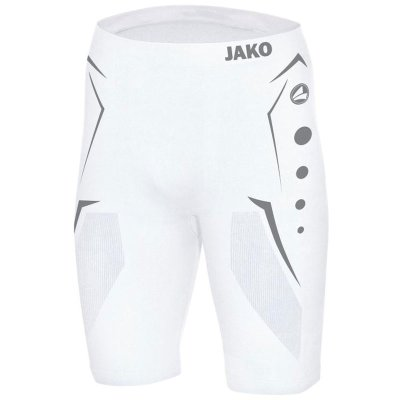 Jako Short Tight Comfort - weiß  - Gr.  m im Sport Shop
