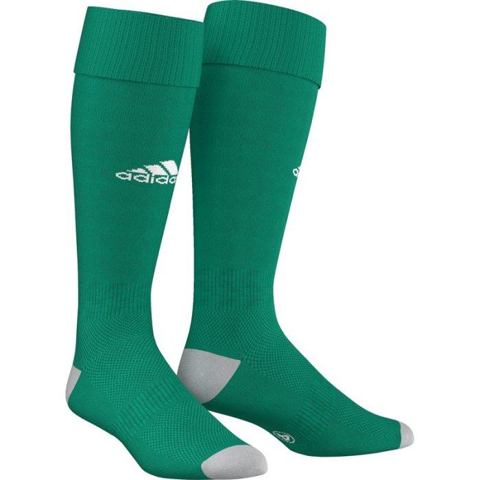 Fußball adidas Strumpfstutzen blau weiß Stutzen mit Socke Größe 0 4 5 31-33 43-45 46-48