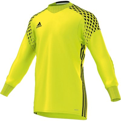 Adidas Onore 16 GK - solar yellow/black - Gr. 116 (Farbe: gelb  )