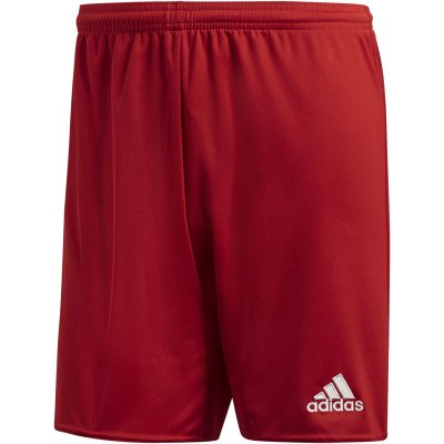 Adidas Parma 16 Short - power red/white - Gr. m (Farbe: rot  )