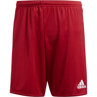 Adidas Parma 16 Short mit Slip - power red/white - Gr. 140 (Farbe: rot  )