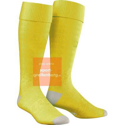 Adidas Referee 16 Sock - shock yellow s16 - Gr. 4042 (Farbe: gelb  )