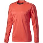 Adidas Referee 16 Trikot Langarm - shock red s16/black -...