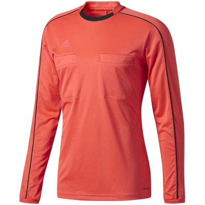 Adidas Referee 16 Trikot Langarm - shock red s16/black - Gr. xl im Sport Shop