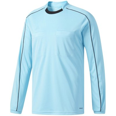 Adidas Referee 16 Trikot Langarm - blue glow s16/black - Gr. xl im Sport Shop