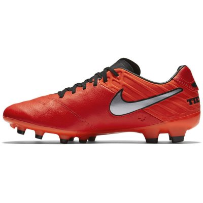 Nike Tiempo Mystic V FG - light crimson