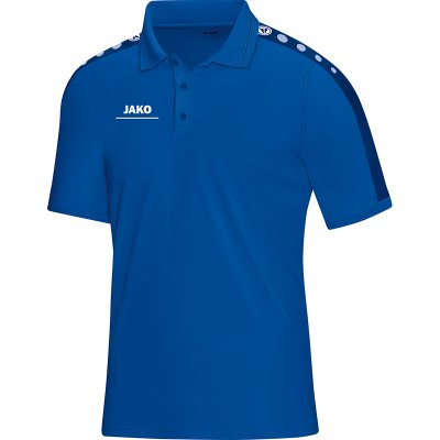 Jako Striker Polo - royal - Gr.  xxl im Sport Shop