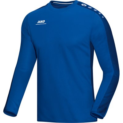 Jako Striker Sweat - royal - Gr.  3xl (Farbe: grün Jako Striker )