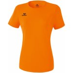 Erima Funktions Teamsport T-Shirt - orange - Gr. 34
