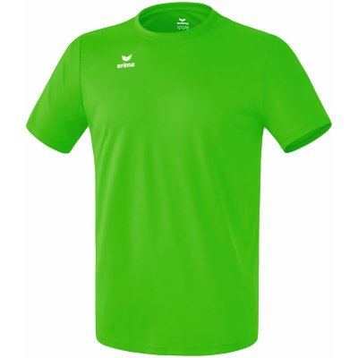 Erima Funktions Teamsport T-Shirt - green - Gr. XXL (Farbe: 38 orange )