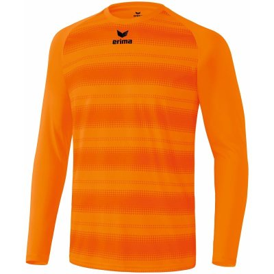 Erima Santos Trikot Langarm - orange - Gr. 116 (Farbe: orange  )