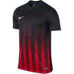 Nike Striped Division II Trikot - black/university red -...