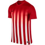 Nike Striped Division II Trikot - university red/white -...