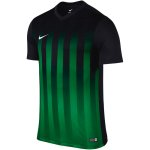 Nike Striped Division II Trikot - black/pine green/whi -...
