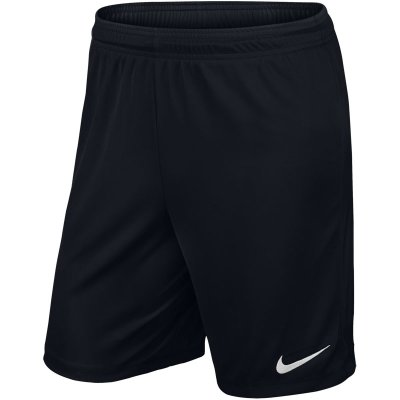 Nike Park II Knit Short - black/white - Gr.  kinder-m im Sport Shop