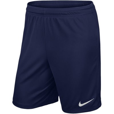 Nike Park II Knit Short - midnight navy/white - Gr.  kinder-xs im Sport Shop