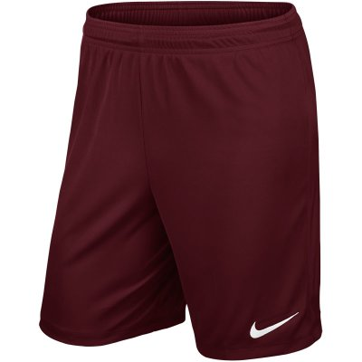 Nike Park II Knit Short - team red/white - Gr.  kinder-m (Farbe: rot  )