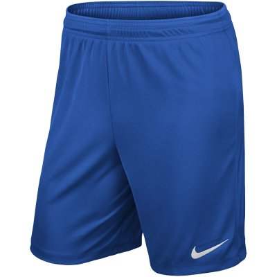 Nike Park II Knit Short - royal blue/white - Gr.  xl im Sport Shop