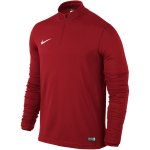 Nike Academy 16 Midlayer Top - university red/white - Gr.  m
