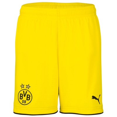 Puma BVB Short 2017/2018 yellow - Erw