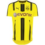 Puma BVB Home Trikot 2016/2017 - cyber yellow-black -...