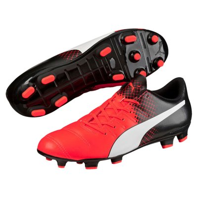 Puma evoPower 4.3 FG - red im Sport Shop