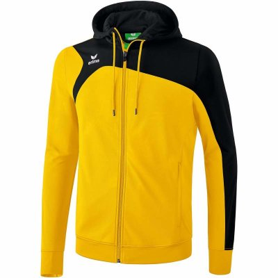Erima Club 1900 2.0 Trainingsjacke Mit Kapuze - yellow/black - Gr. 3XL