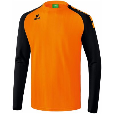 Erima Tanaro 2.0 Trikot Langarm - orange/black - Gr. 164 (Farbe: orange  )