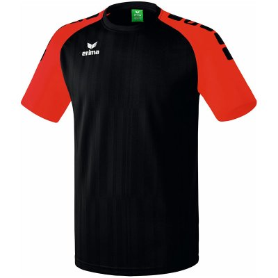 Erima Tanaro 2.0 Trikot - black/red - Gr. S im Sport Shop