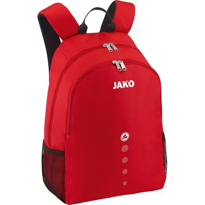 Jako Classico Rucksack - rot - Gr.  0 (Farbe: rot  )