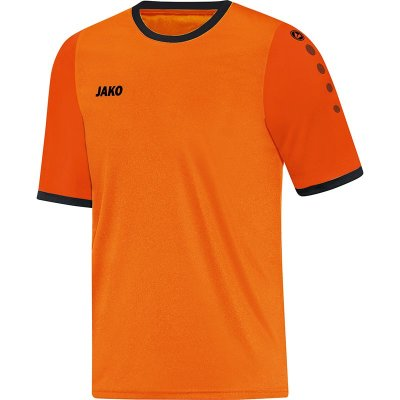 Jako Trikot Leeds - neonorange/orange/schwarz - Gr.  xxl (Farbe: orange  )