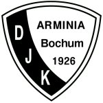 DJK Arminia Bochum Vereinslogo