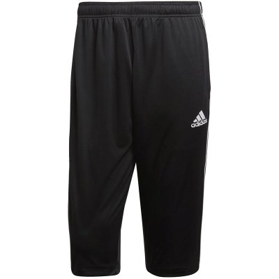 adidas Core 18 3/4 Short - black/white - Gr. l im Sport Shop
