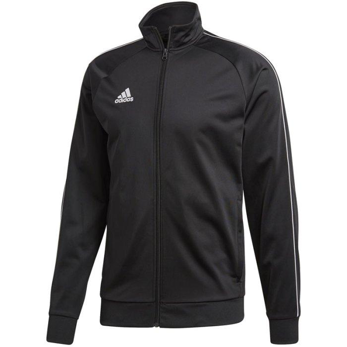 adidas Core 18 Polyesterjacke blackwhite Gr. 3xl