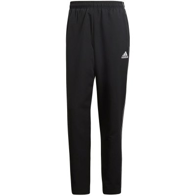 adidas Core 18 Präsentationshose - black/white - Gr. m im Sport Shop
