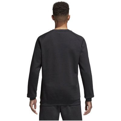 adidas Core 18 Sweat Top - black/white - Gr. m