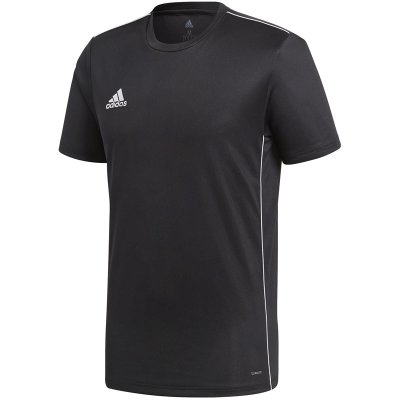 adidas Core 18 Training Jersey - black/white - Gr. m im Sport Shop