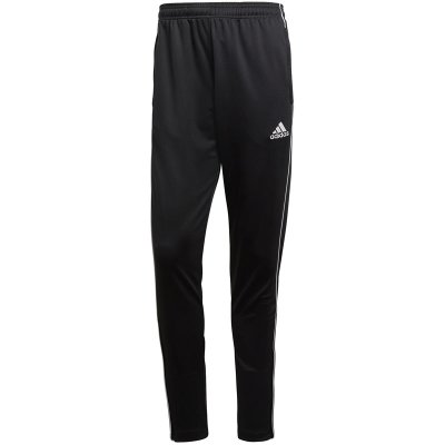 adidas Core 18 Trainingshose - black/white - Gr. m im Sport Shop