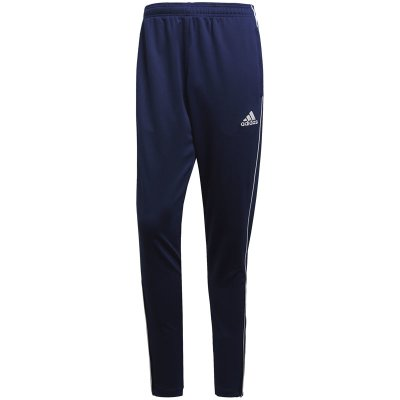 adidas Core 18 Trainingshose - dark blue/white - Gr. 152 im Sport Shop