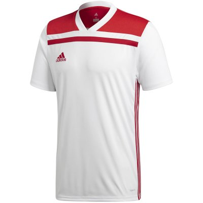 huge selection of new style low priced adidas Regista 18 Trikot - white/power red - Gr. 164