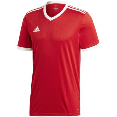 adidas Tabela 18 Trikot - power red/white - Gr. s im Sport Shop