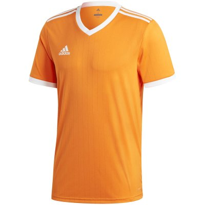 adidas Tabela 18 Trikot - orange/black - Gr. 152 (Farbe: orange  )
