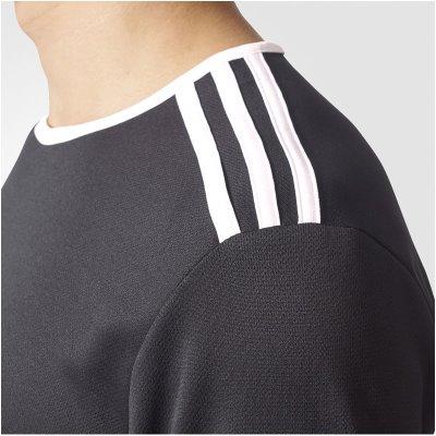Adidas leggings schwarz weiß XS 3436 climalite