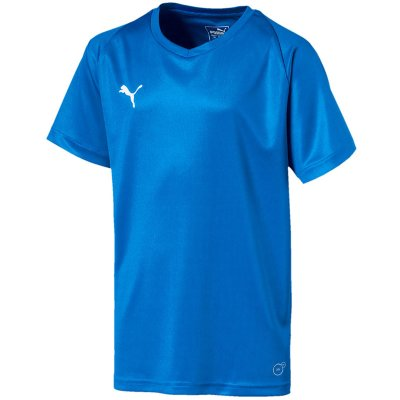 Puma Liga Trikot Core - electric blue lemonade-white - Gr. s