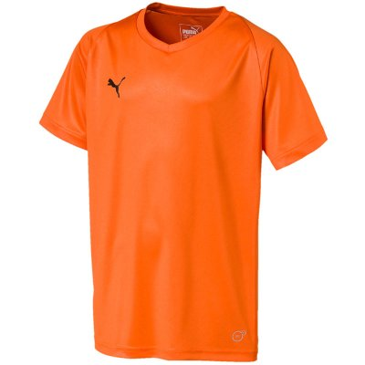 Puma Liga Trikot Core - golden poppy - Gr. l (Farbe: orange  )