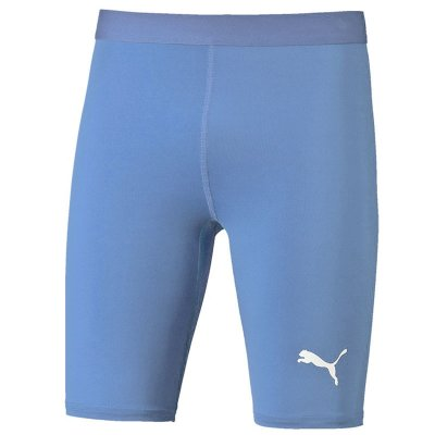 Puma Liga Baselayer Short Tight - silver lake blue - Gr. s (Farbe: blau 128 )