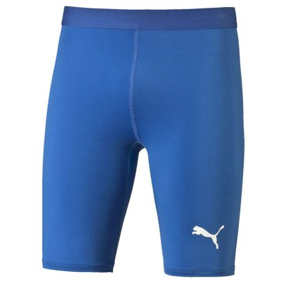 Puma Liga Baselayer Short Tight - electric blue lemonade - Gr. 128 (Farbe: 128 grau )