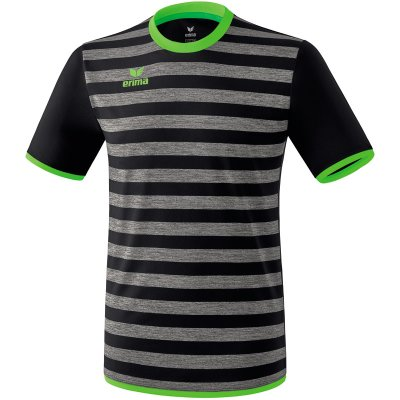 Erima Barcelona Trikot - black/green gecko - Gr. 128 (Farbe: orange 2020 )